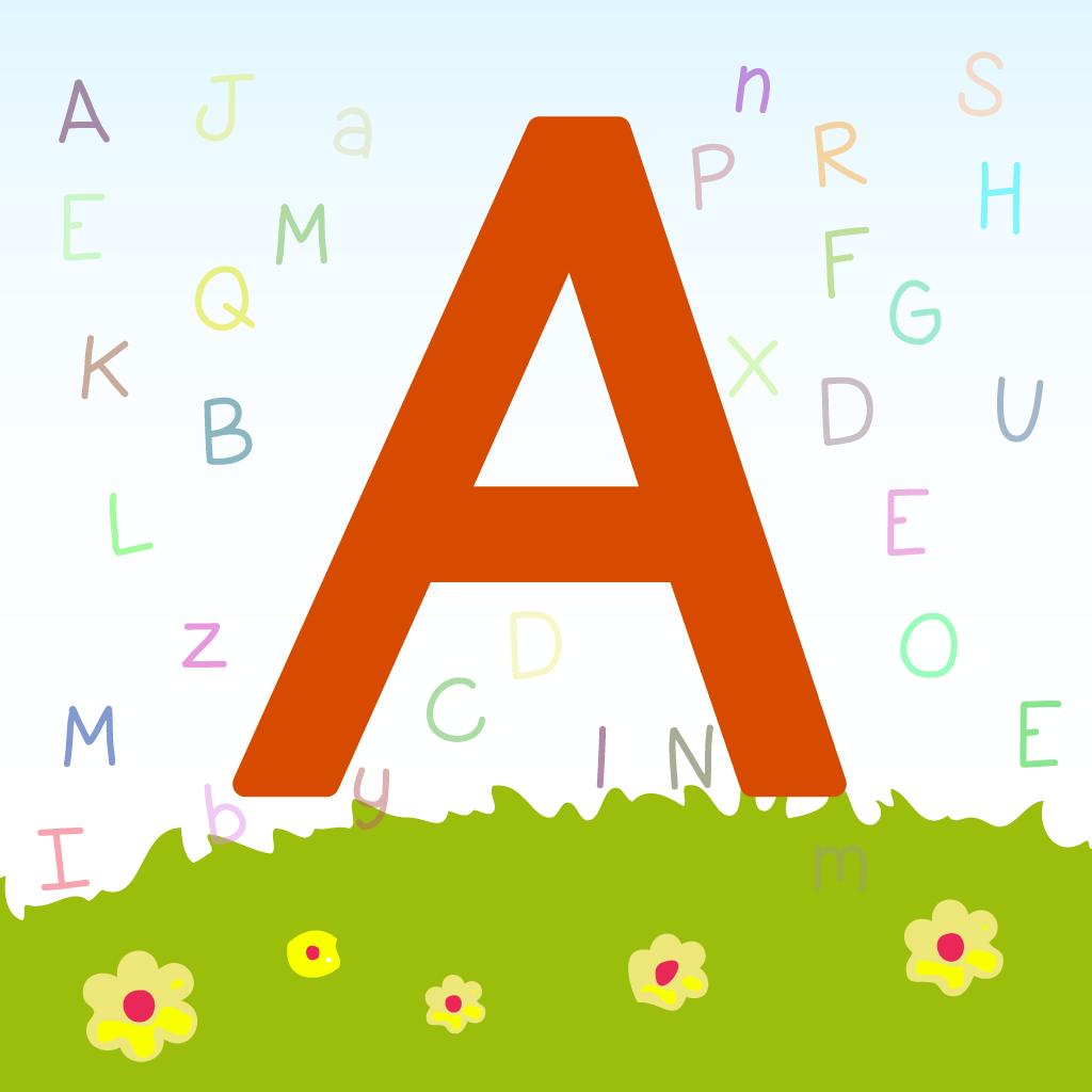 Alphabet Vocabulary Book for Kids