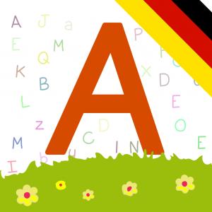Alphabet und Wortschatz-Buch für Kinder (Wörterbuch für Kindergarten und Vorschule)