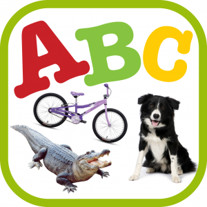 A di Albero   Flashcards dell'alfabeto per bambini della scuola materna