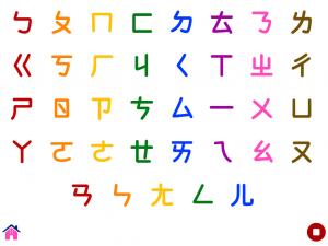 給兒童的注音及拼音詞彙工具書幼稚園及學齡前字_chinese_alphabets