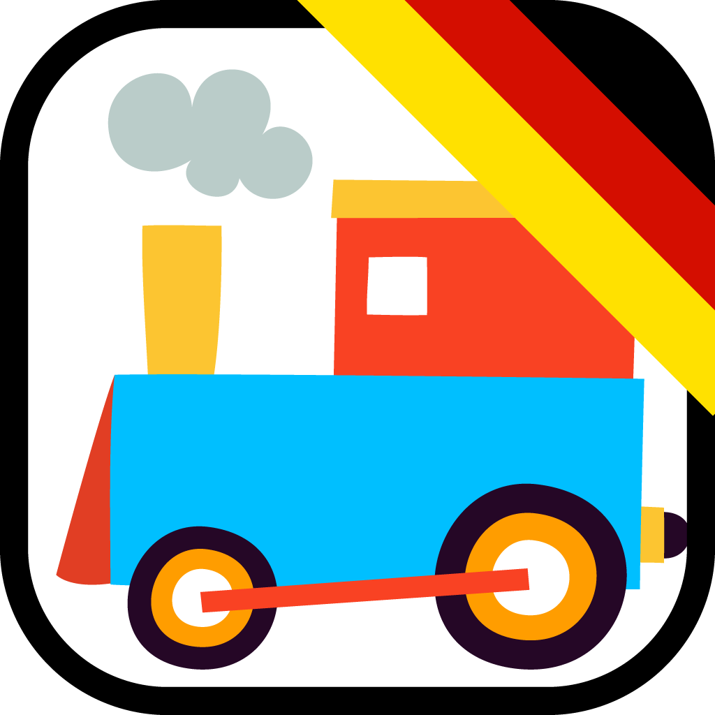 Wort – Eisenbahn- Rechtschreibwettbewerb & Wörtersuch-Puzzle für Kinder