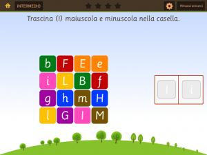 ABC jeu d'apprentissage enfant