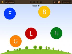 ABC alfabeto gioco par bambini