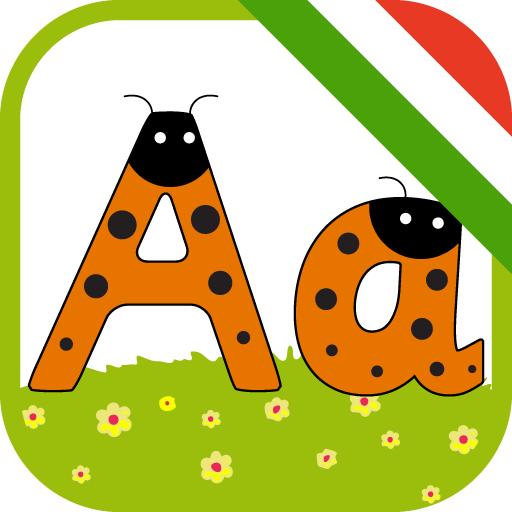 Libro Alfabeto vocabolario