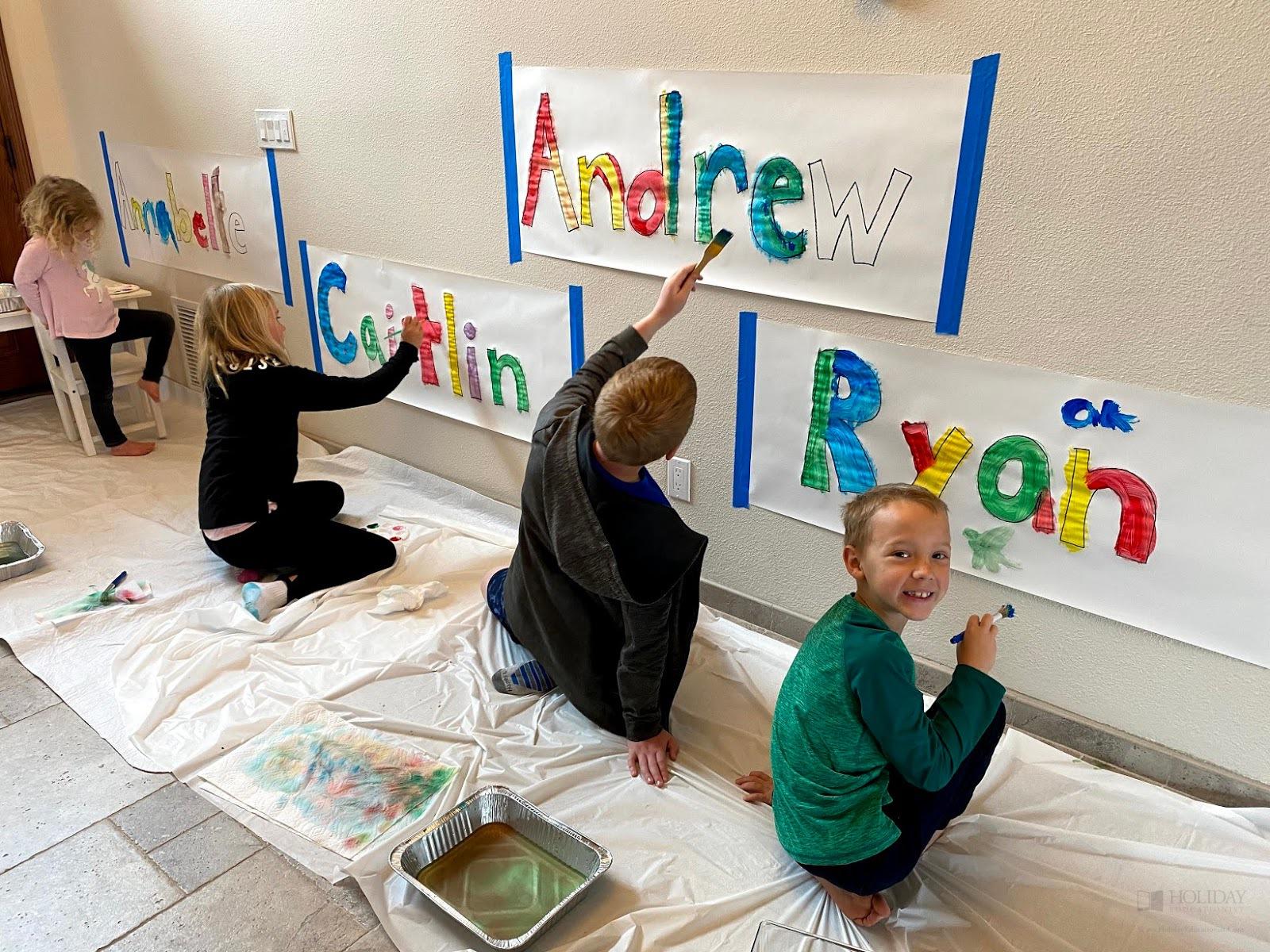Activities for kindergarten kids
