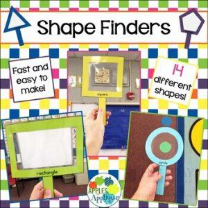 Shape recognition activities