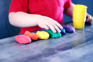 Shape recognition activities for kindergarten kids