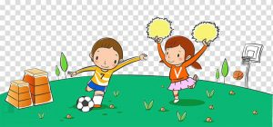 Make your kids active