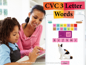 What is the letter recognition age?