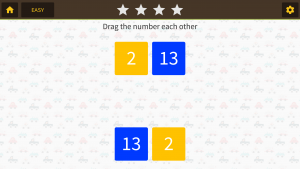 Recognition of numbers