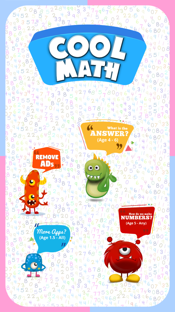 cool maths games for kids
