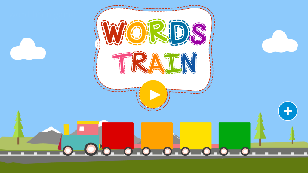word train game