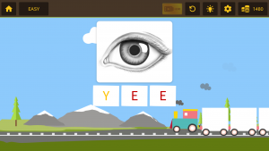 word train game