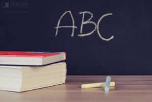 What age child should know alphabet