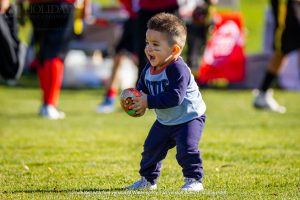 Importance of outdoor play for infants