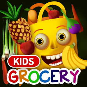 Grocery Expert for Kids - Learn Numbers & Counting.