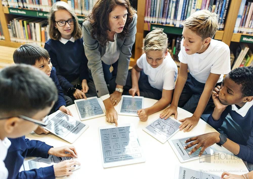 teaching division strategies
