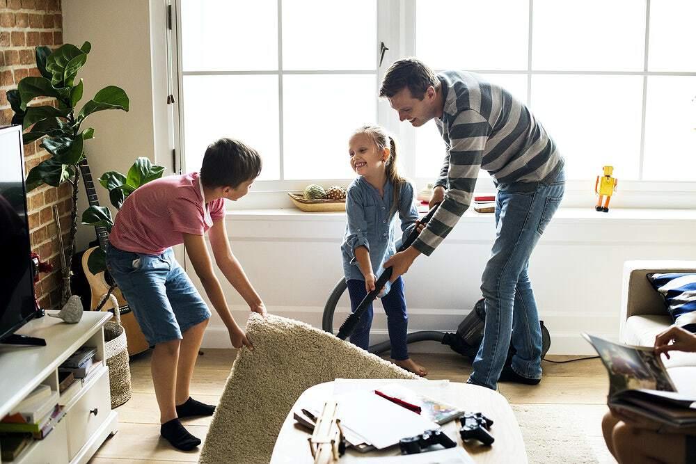 Best Household Chores for Preschooler