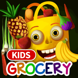 Grocery Expert for Kids – Learn Numbers & Counting